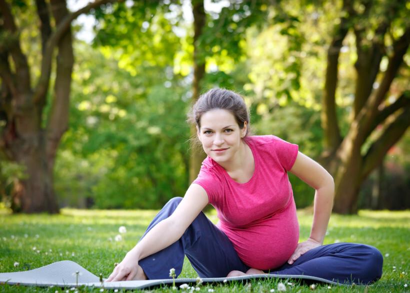 Las 13 mejores aplicaciones de ejercicios para mantenerte en forma durante el embarazo