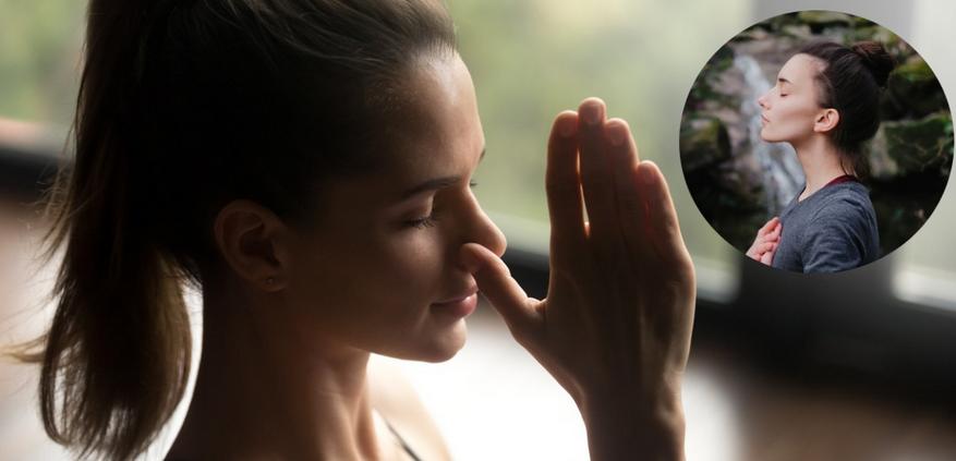 3 ejercicios de respiración que sí funcionan para controlar el estrés y la ansiedad