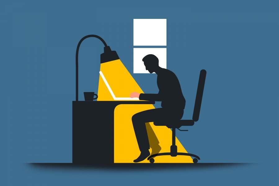 Teletrabajo: dos tercios trabaja más que antes y casi la mitad gana menos