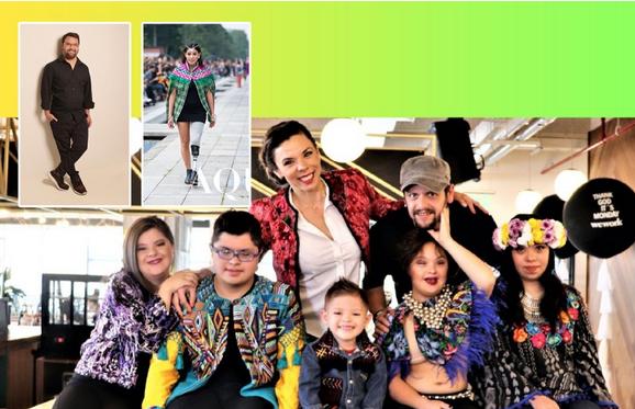 La agencia mexicana de modelos con discapacidad que combate los estereotipos
