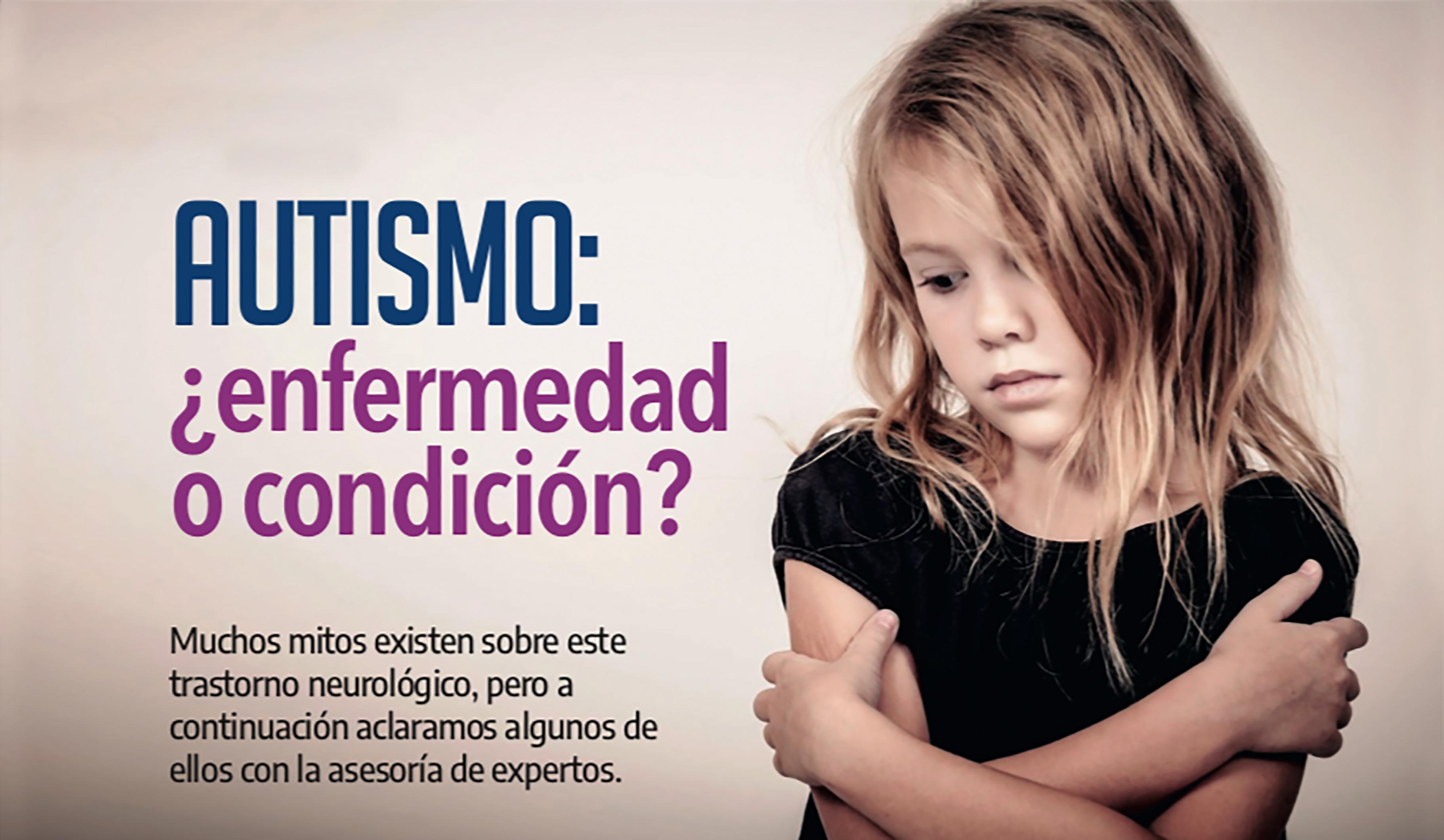 Autismo: ¿enfermedad o condición?