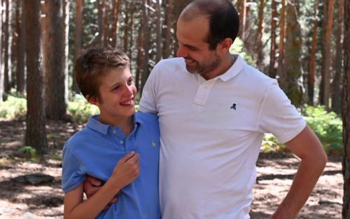 Carta a mi hijo con discapacidad: la importancia del cariño