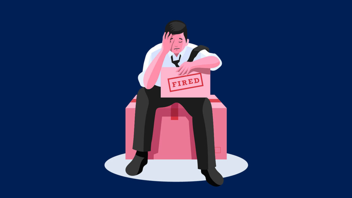 15 situaciones por las que tu patrón te puede despedir sin indemnizarte