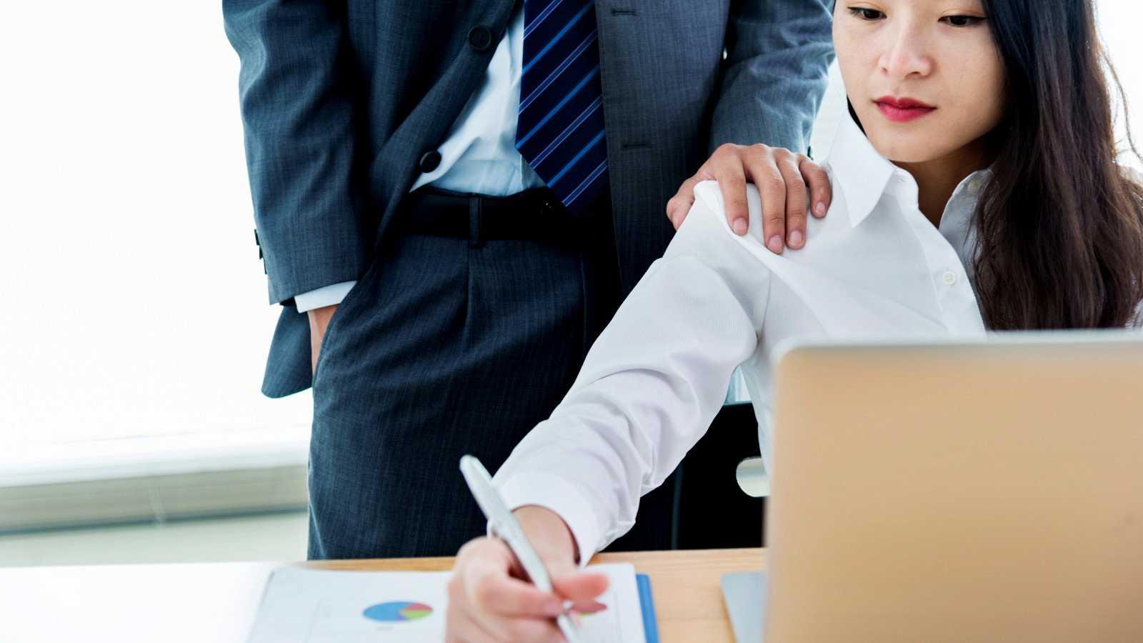 ¿Cómo sanciona la ley el hostigamiento laboral?